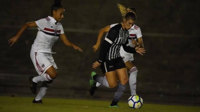 Botafogo-PB foi mais incisivo no segundo tempo