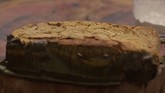 Pão Caseiro de Cará com Farinha de Milho
