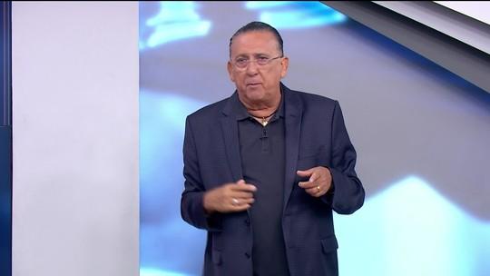"""Galvão critica erros de arbitragem a favor do Boca contra brasileiros: """"É a Juventus da América do Sul"""""""