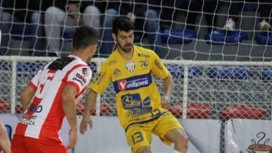 Foto: (Divulgação/Lages Futsal)