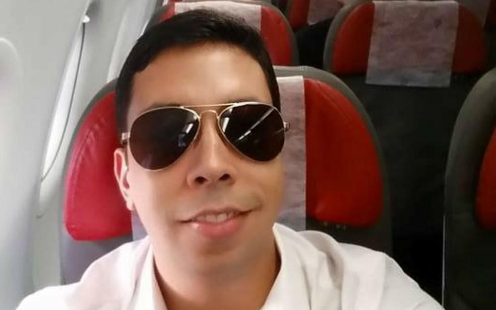 Aldo Lopes do Nascimento, de 29 anos, foi morto a facadas em Salvador (Foto: Reprodução / Facebook)