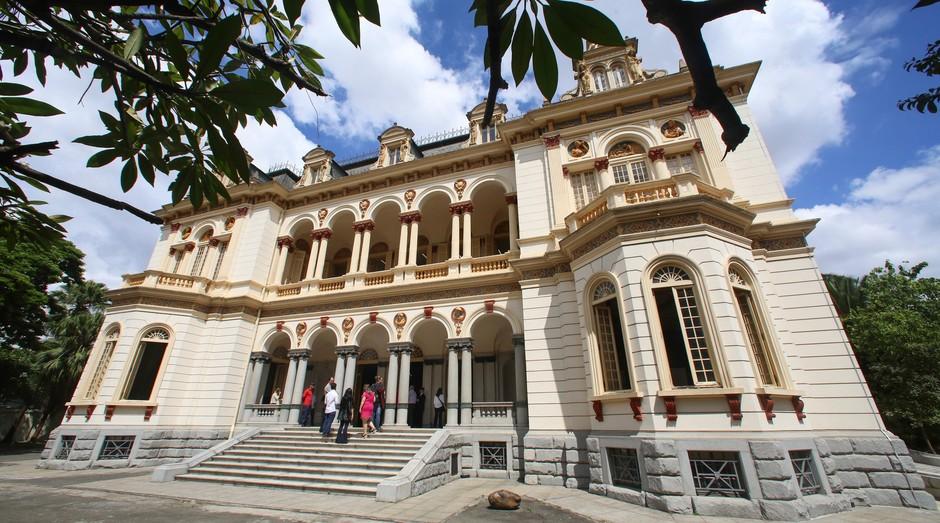 Palácio dos Campos Eliseos, novo centro de empreendedorismo de São Paulo (Foto: Divulgação/Sebrae-SP)