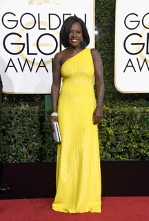 Viola Davis de Michael Kors Collection