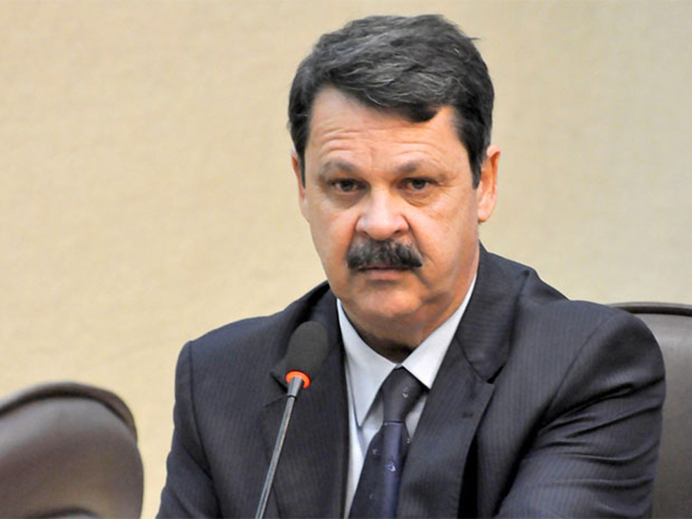 Deputado Ricardo Motta nega envolvimento com fraudes no Idema (Foto: Eduardo Maia/ALRN)