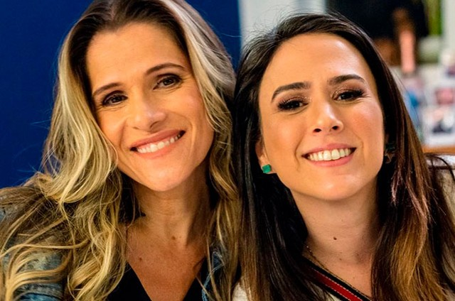 Ingrid Guimarães e Tatá Werneck (Foto: Instagram)