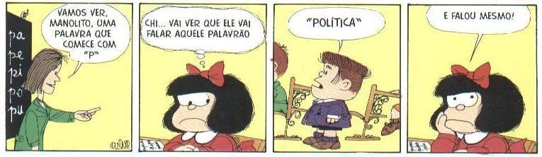 Mafalda (Foto: Reproducción / Quino)