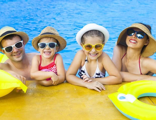 Ainda dá tempo de aproveitar as férias de verão com a família  (Foto: Thinkstock)