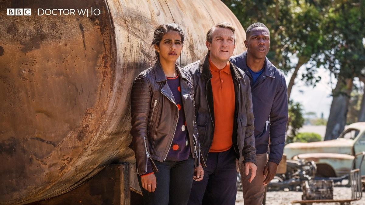 Companions da 11 temporada (Foto: BBC/Divulgação)