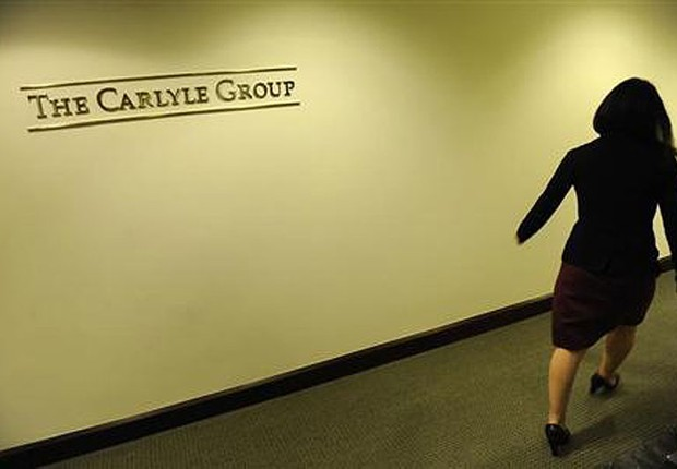 Sede do Carlyle Group (Foto: Jonathan Ernst/Reuters)