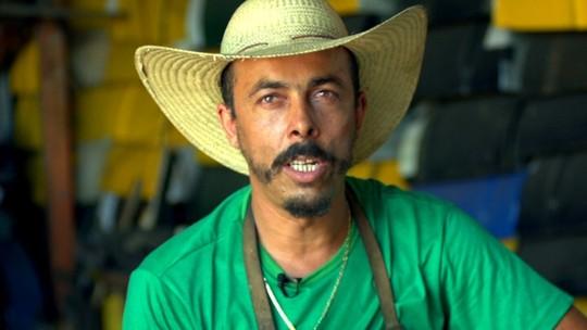 Conheça Jeferson, um paranaense que transformou lixo em esperança