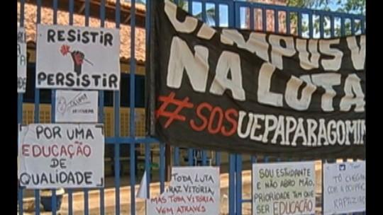 Ocupação da UEPA em Paragominas chega ao quinto dia