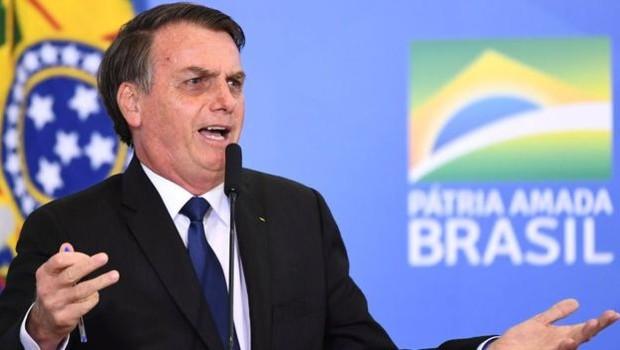 Jair Bolsonaro chegou ao poder no Brasil pela percepção de que toda a elite política era corrupta, opina Fukuyama (Foto: Getty Images via BBC News)