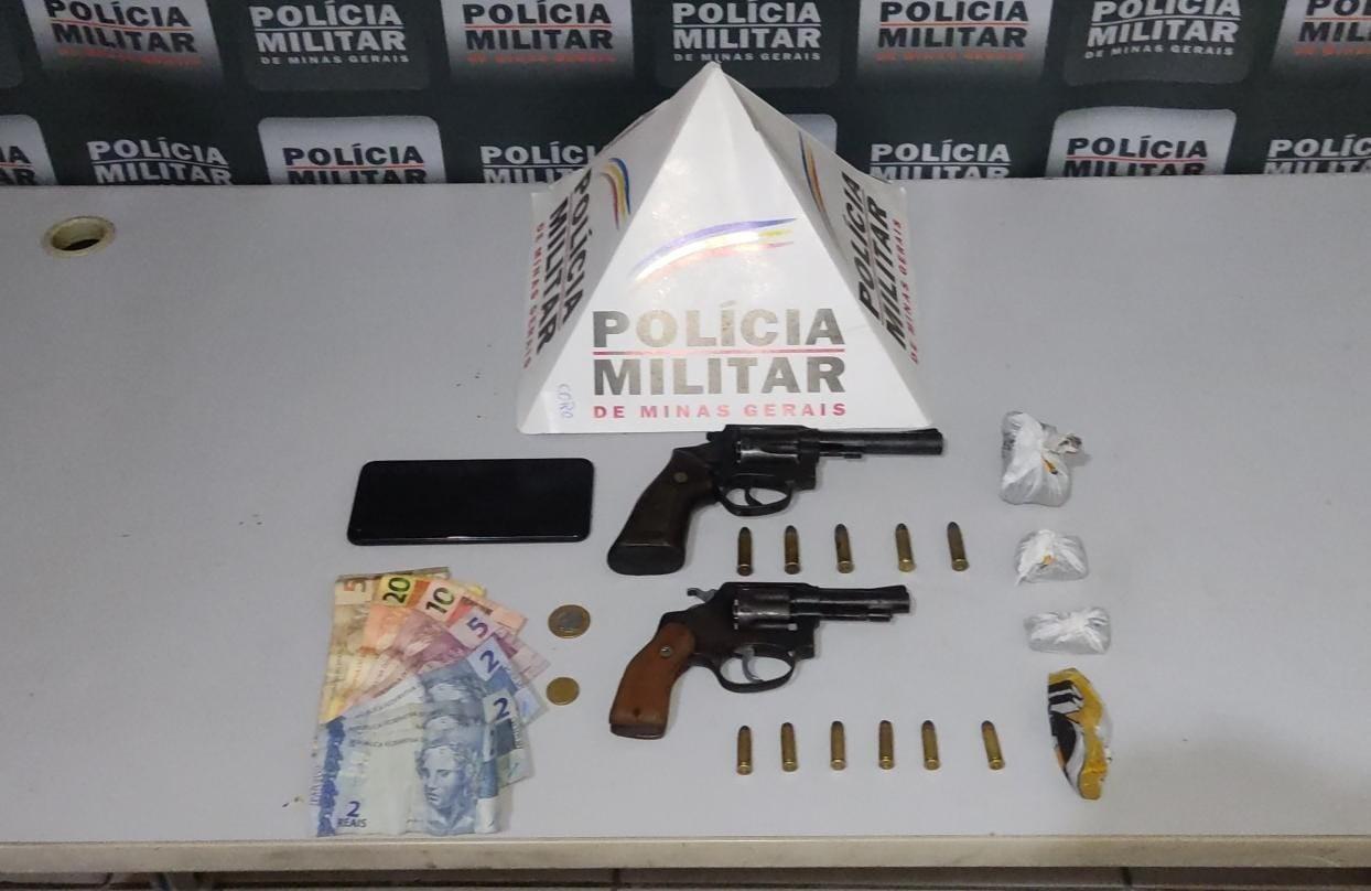 Cinco são detidos em operação contra o tráfico de drogas em Governador Valadares