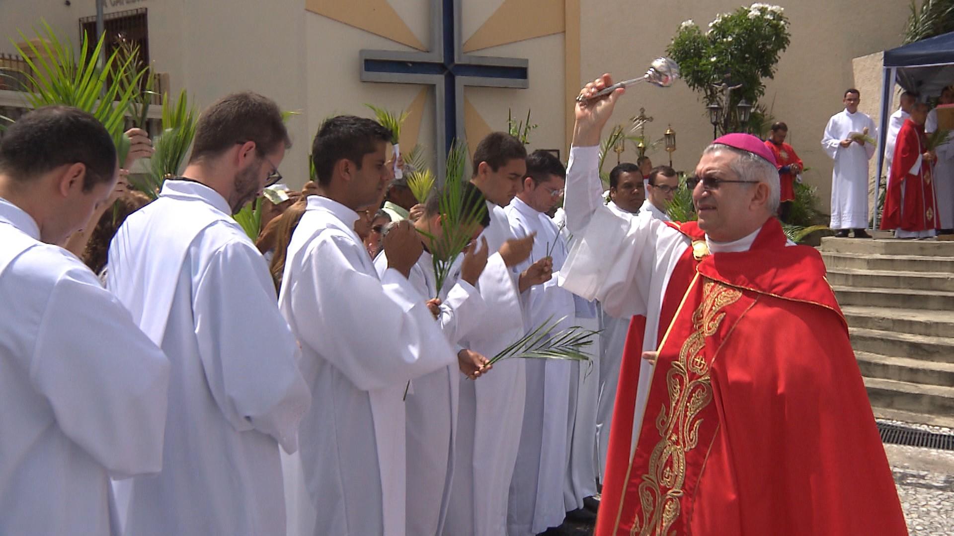 Missas da Semana Santa serão celebradas sem participação do público, em municípios da PB