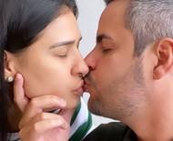 Simone e o marido lembram fase difícil no relacionamento e casamento relâmpago