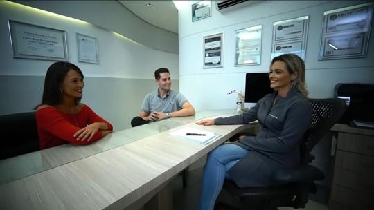 Cris Ikeda e Pedro Leonardo conversam com Camila Dutra sobre saúde bucal