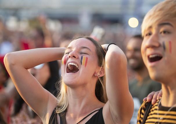 """Fifa impede emissoras de filmares """"torcedoras atraentes"""" (Foto: Getty Images)"""