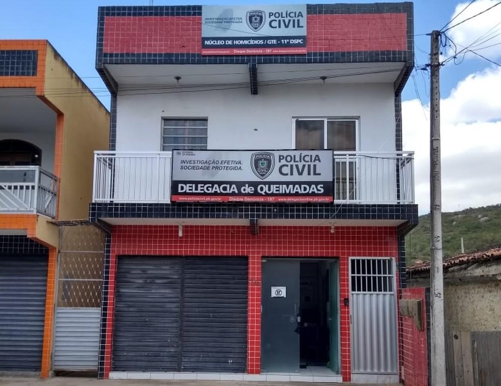 Duplo homicídio é registrado em Queimadas, PB — Foto: Polícia Civil/ Divulgação