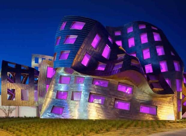 Centro de eventos Keep Memory Alive, em Las Vegas (Foto: Keep Memory Alive Center/Reprodução)