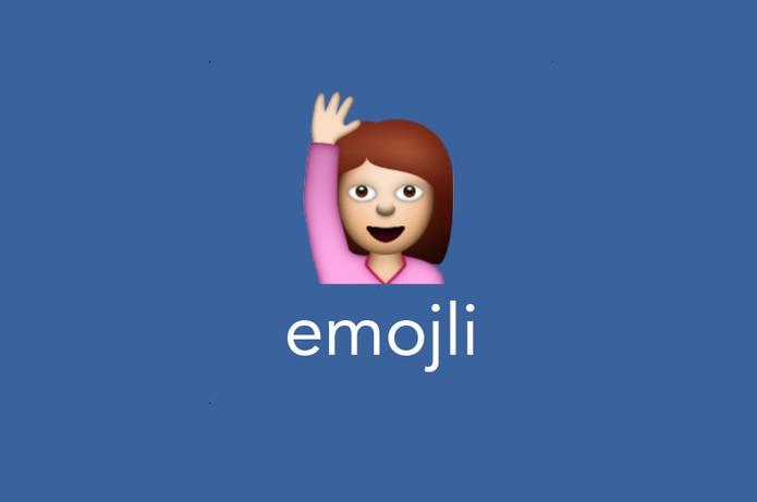Emojli ganhou uma versão para Android (Foto: Divulgação/ Emojli)