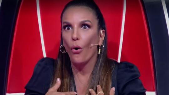 Susto de Ivete e Teló bloqueado marcam quarta noite de 'Audições às Cegas'