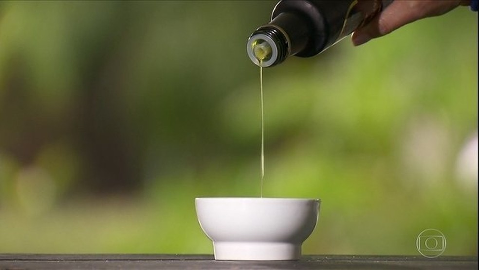 Governo suspendeu a venda de 38 marcas de azeite em 2019 — Foto: Reprodução/TV Globo