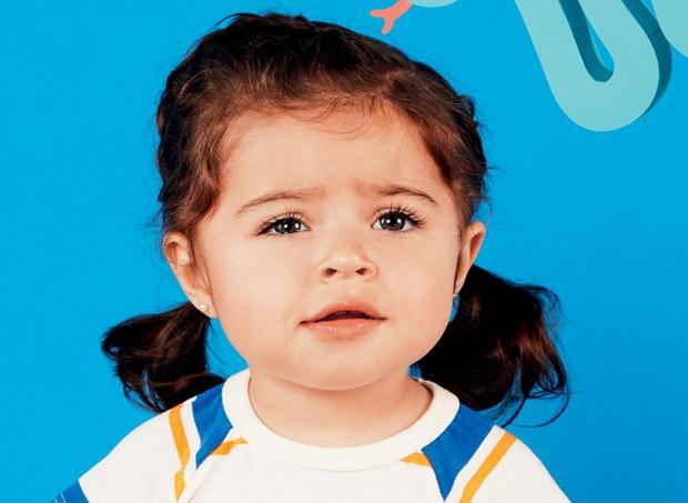 Menina brava (Foto: Menina brava (Foto: Raquel Espírito Santo/Editora Globo; Styling: Carol Piza; Assistente de produção: Antonio Andrade; Beleza: Saby Alderete; Cenário: Tamy Rente))