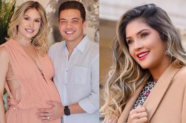 Wesley Safdão revela que já traiu Thyane com a ex, Mileide (Foto: Reprodução/Instagram)