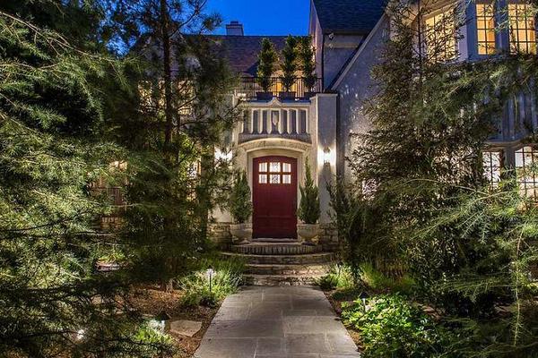 A mansão de US$4,9 milhões comprada pelo ator Leonardo DiCaprio (Foto: Divulgação)