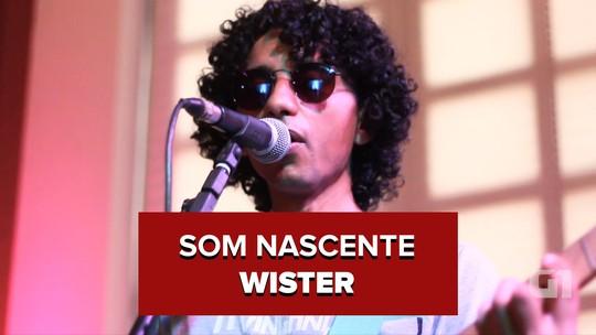 Wister completa 10 anos de 'carreira por acaso' com álbum vintage e canta inéditas no Som Nascente