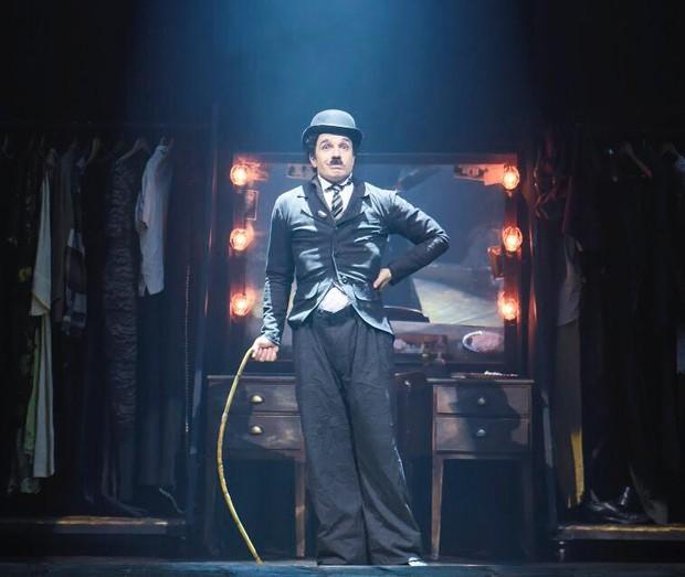 O elenco de Chaplin, o Musical (Foto: Divulgação / Paprica Fotografia)