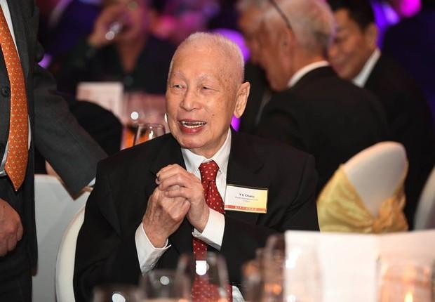 Chang Yun Chung (Foto: Reprodução Facebook/Pacific International Lines )