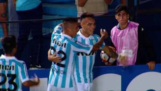 """Algoz do Cruzeiro, Lautaro Martínez """"tirou""""o Brasil de um Mundial Sub-20"""