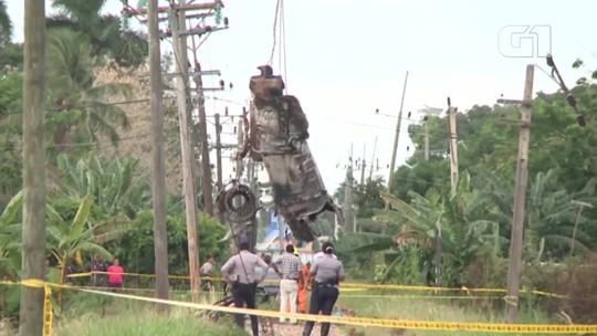 Morre outra sobrevivente de queda de avião em Cuba