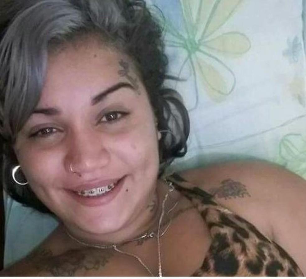 Débora Bessa foi levada durante um assalto a um mototaxista na terça (9) (Foto: Arquivo da família)