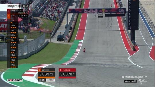 Invicto em Austin, nos EUA, Marc Márquez faz o melhor tempo e lidera pole na MotoGP