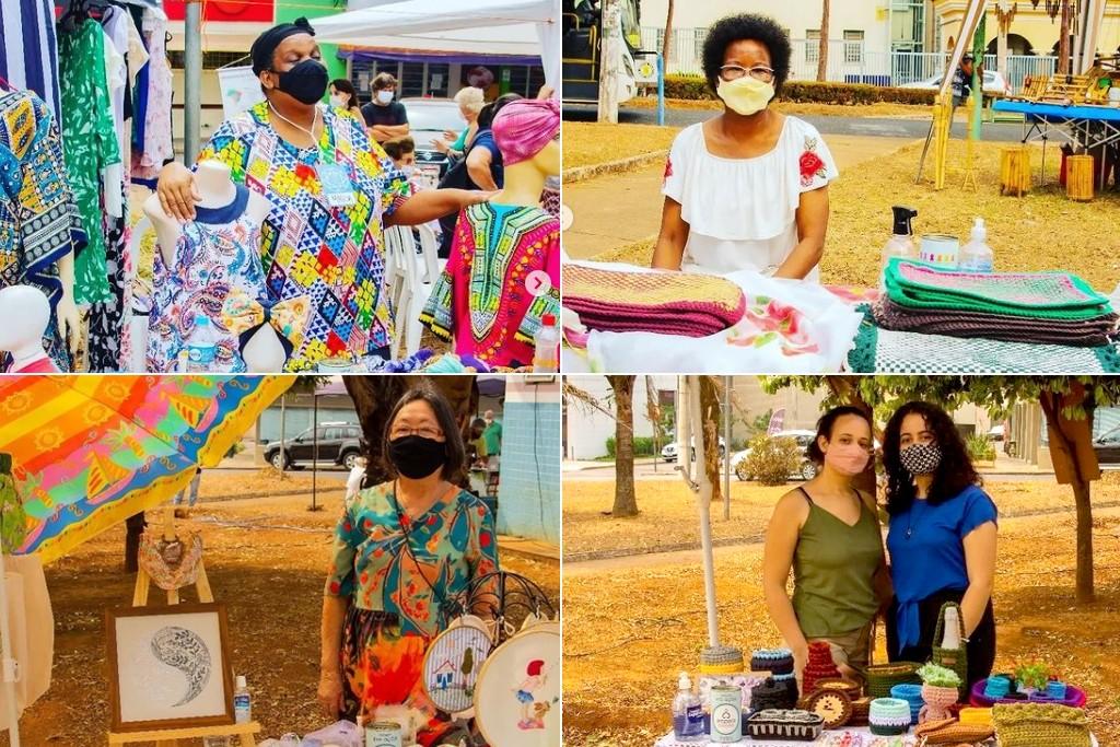 Feira artesanal 'Semente Criativa' ocorre neste sábado em Araxá