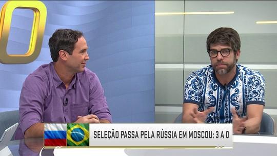 Juninho diz que Seleção está preparada para jogar sem Neymar