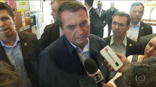 Bolsonaro diz que governo poderá avaliar redução de multa do FGTS