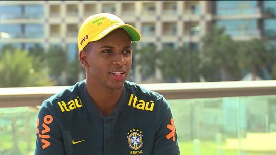 Com bom início no Real, Rodrygo compara Brasil e Europa e fala de estilo fora de campo