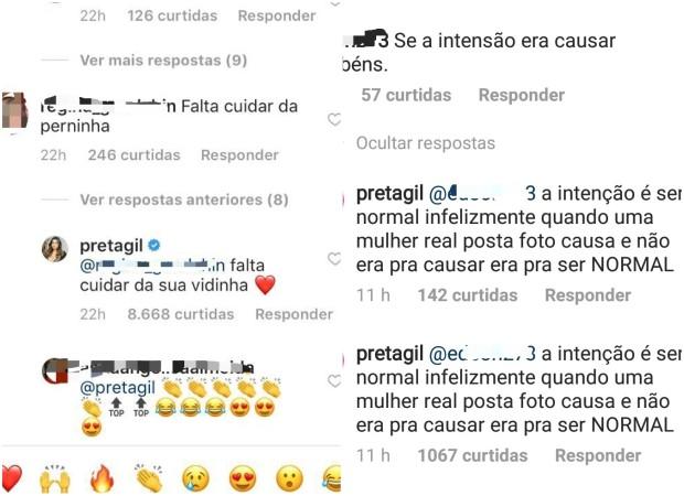 Preta Gil (Foto: Instagram/Reprodução)