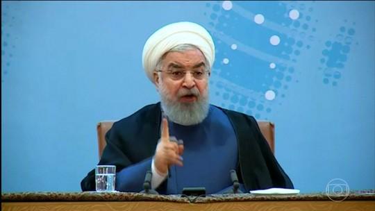 Sanções unilaterais dos EUA contra o Irã entram em vigor