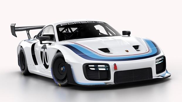 Porsche 935 edição Sachs (Foto: divulgação)