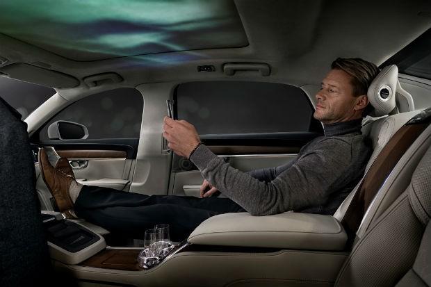 Volvo S90 Ambience Concept (Foto: Divulgação)