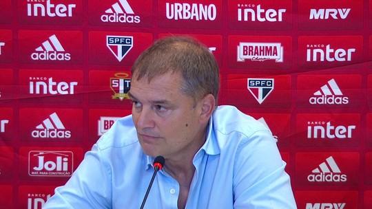 Com lesão, Luan poderá perder reta final da temporada no São Paulo