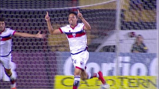 Os gols de Sport 1x1 Atlético-GO pela 19ª rodada da Série B
