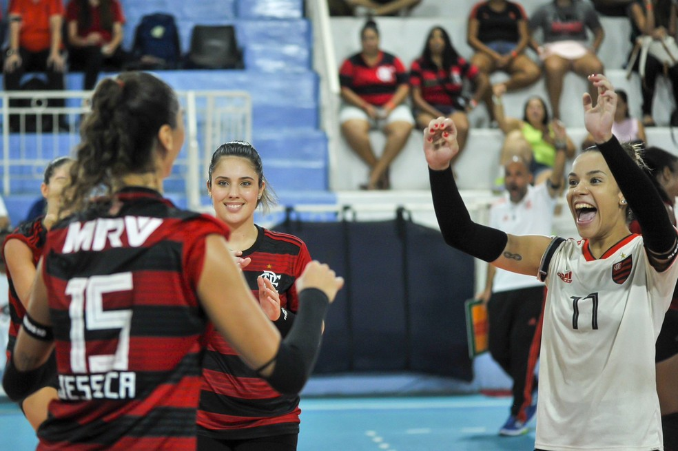 Fla Volei vence e se classifica na Superliga B