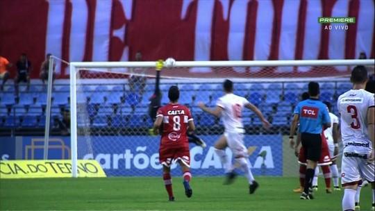 """Hemerson Maria destaca vitória e atuação do Vila contra o CRB: """"Convincente"""""""