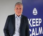 Roberto Justus será o apresentador de 'A fazenda' | Marcos Alves