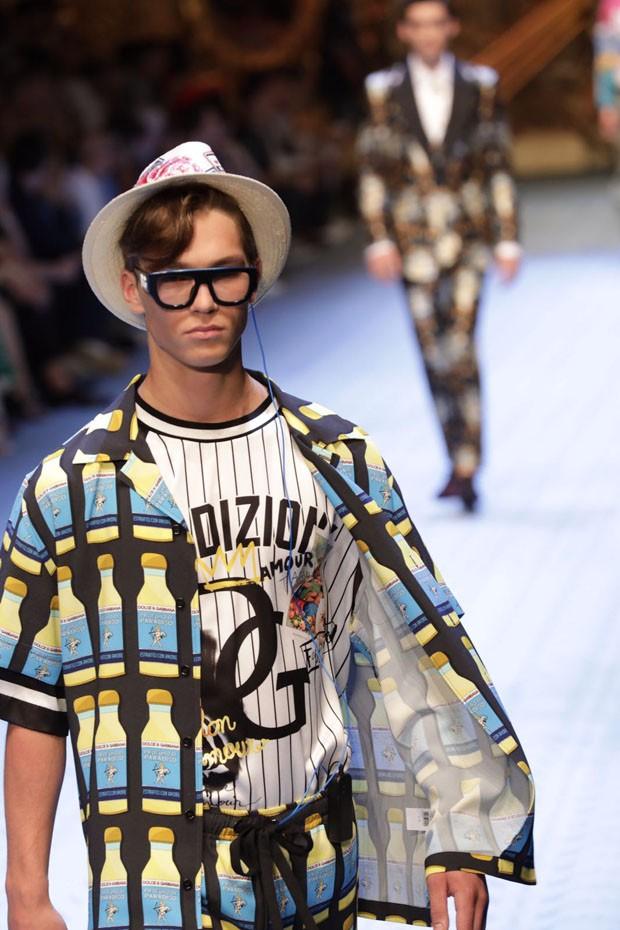 Estampas em Milão (Foto: Fashion To Max)